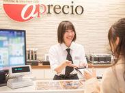 大人気の【アプレシオ 梅田店】で働きませんか? アットホームな環境だから、楽しくお仕事出来ますよ♪