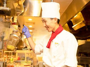 未経験OK!料理初心者の方もぜひ★ 包丁の握り方、盛り付けのコツ… 調理の基本から丁寧にお教えします◎
