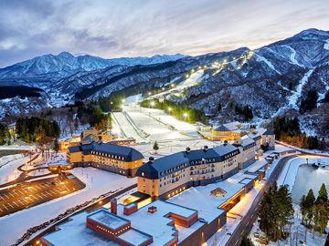 全国的にも人気のリゾート施設!冬シーズン限定アルバイト募集!