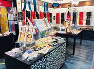 「遊膳」は手作りのお箸や、かわいい箸置きが揃うお箸の専門店です☆
