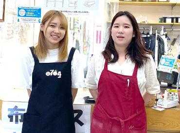 ■ イオンモール福岡1F ■ 仕事帰りに買い物もできちゃいます! マイカーや自転車通勤OK♪