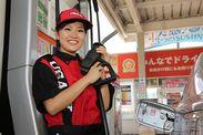 給油はトラックのみに行います♪ 初めての方も丁寧にお教えするので安心して下さい!