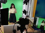 動画編集サポートSTAFF大募集!!未経験OKなので始めるチャンスかも♪憧れのクリエイティブ業界でお仕事してみませんか??