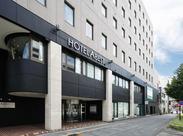 名古屋で人気のホテル・レストランのお仕事★サービスのスキルアップも可能!自分の経験を活かして、しっかり稼ごう