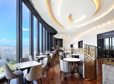 熊本城を一望できるオシャレなレストラン◎ 他でも役立つ礼儀・マナーが身に付きます