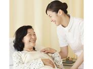 ルフト・メディカルケアは、医療・介護業界に特化したお仕事をご紹介しています! ※画像はイメージです。