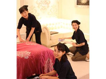 «女性スタッフが活躍中!»扶養内勤務OK!空いた時間は楽しくおしゃべりしたり、アットホームな職場です♪