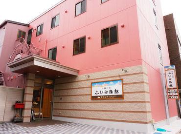 \ジヤトコ前駅からも徒歩圏内のホテルです/ シフトも融通が利くので、ムリなく続く環境が整っているんです♪