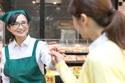 大手食品スーパーの試食コーナーでのお仕事をお願いします。