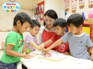 元保育士さん、幼稚園教諭の方などが活躍中★子どもが大好き!子どもに関われるお仕事がしたい!そんな方にピッタリ♪