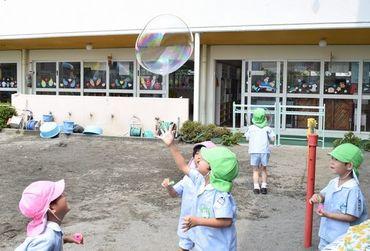 子どもたちの遊びや、 学びのサポートをしながら、 日々成長していく姿に感動★ 資格だけは持ってるけど… なんて人も歓迎です♪