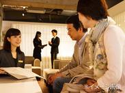 ●語学スキルを活かしたい方にピッタリ●海外からのお客さまもいらっしゃいます!あなたの明るい笑顔で、おもてなししましょう☆