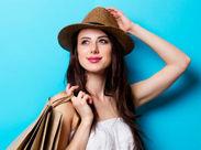 NY発の人気ブランド【theory(セオリー)】をはじめ、ベーシックの中にも遊びがあるユニークなブランドが多数♪ ※イメージ画像
