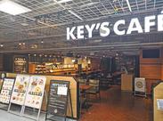 札幌エスタ9階、ナムコ内にある飲食コーナーのスタッフ大募集★まずはご応募後にあなたの希望を聞かせてください♪