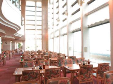 【ホールstaff】★熱海のマンション内のレストラン★メニューを覚える必要なし◎お会計もありません♪だから簡単♪未経験でも始めやすい*゜