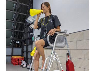 9月にリニューアルしたばかりの とってもキレイな施設です★ 館内の消毒・清掃も万全! 快適な場所で安全にお仕事ができますよ!