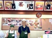 カウンターでの販売のお仕事です♪お寿司が好きな方にピッタリ◎学生、主婦(夫)、フリーター…みんな大歓迎です☆