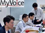 伊藤忠シンクタンクの社内ベンチャーで設立したリサーチ会社♪研修や有給休暇など制度がしっかり整っているので安心です◎