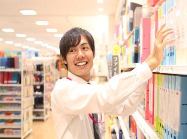 """【雑貨販売】未経験OK!人気の安定&カンタンWORK☆ ご希望の時間で働いてみませんか?大手だからこその""""厚待遇""""も♪"""