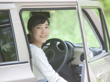 \キレイな病院でオシゴト♪*゜/ 未経験さんも大歓迎♪ 車の運転ができればOKです! ※イメージ画面