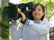 TV業界に憧れのある方、刺激のあるお仕事に興味がある方…\チャンスです!!/やってみたらハマるスタッフ多数★