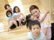 かわいい子どもたちと貴重な時間を過ごしませんか?教えるだけではなく、子どもたちから学ぶこともたくさんあって楽しいですよ♪