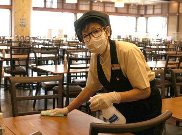 \* アナタらしく働ける! */ 幅広い年代のスタッフが活躍★ だからこそ、「スタッフの働きやすさ」を大切にしています