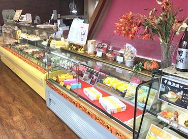 ≪レジや接客などはありません◎≫ 地元のお客さまも多数の BONO BONOはカフェも併設しています♪