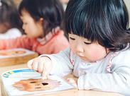 ただ勉強を教えるだけでなく、子どもたちの豊かな才能を引き出す大切な役割をお任せ♪大きなやりがいも実感できますよ!