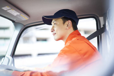ブランクがある方もぜひ◎ 「以前ドライバーの仕事をしていた!」 ⇒こんな方も大歓迎!! [車・バイク通勤OK] ※画像はイメージ