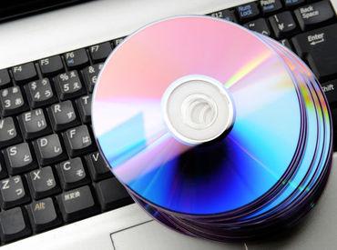 CDや電子辞書の梱包など◎ 馴染みがある商品だから、お仕事してても楽しい♪
