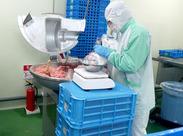 ≪カンタン食品加工作業≫未経験の方も丁寧な研修でサポートします◎安心してご応募ください♪
