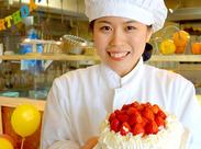 同時募集★ピネード豊田店! 定番チーズケーキなどカワイイ商品いっぱいのスイーツSHOPです♪