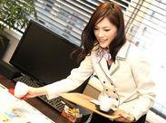 \人気のお仕事です!/ スタッフにも大好評☆可愛い制服・きれいな職場が自慢◎ 気持ちよく働いてくださいね♪