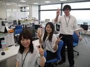 ≪30~50代の主婦さん活躍中!!≫同年代のスタッフが多いから、入社後すぐに馴染めますよ♪