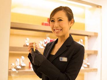 ≪従業員割引あり!≫ 働くスタッフから人気の特典です! ブランドが好きな方歓迎♪