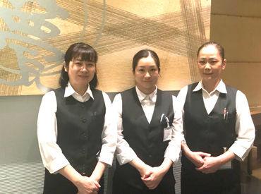 【京料理Staff】ほぼ未経験からのSTART*+゜まずは笑顔で「いらっしゃいませ」が言えればOK◎手作りハンバーグ、豚の角煮etc絶品まかない有!
