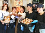 Rベーカーとコシニールで同時募集中♪ 〈南江戸/東野〉お好きな店舗で働けます★