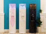 美しいデザインで大人気のウォーターサーバー『Kirala』