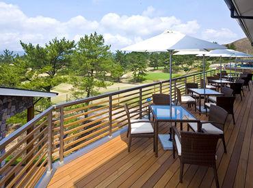 【★リゾバ感覚で働ける!!★】 ≪阿蘇≫広々&緑たくさんのゴルフ場♪.*+ ホテル・リゾート等、接客に興味がある方にも◎