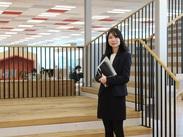 自由な社風と快適なオフィス環境で働きやすいと評判♪女性スタッフが多数活躍中です! ※画像はイメージ