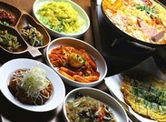 絶品韓国料理が賄いで食べられます♪ 辛いものが苦手な方も辛さが調整できるので安心ですよ!