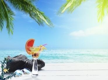 【リゾートSTAFF】\来社不要でリゾートバイトをスピード紹介!/旅行気分でリゾート滞在・体験型バイト♪寮・食事無料★貯金も出来て楽しめる!