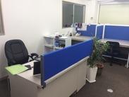 とっても綺麗なオフィスで50~60代女性活躍中◎出社時間も調整できるのも嬉しいポイント♪