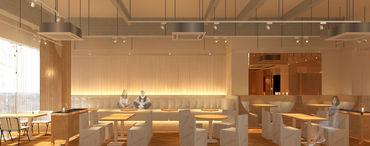 【カフェStaff】河原町駅から徒歩2分*\藤井大丸にNEW OPEN!/心地よい音楽と、カラダにやさしくてほっとするおいしいお料理でおもてなし♪