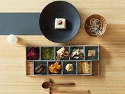 コスメブランドTHREEが展開する、コンセプトショップ!食を通じてお客様が心から楽しめる空間をお届けします◎