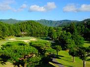 ☆レアバイト☆ 自然溢れるゴルフ場で働こう♪ 未経験スタート大歓迎!!