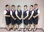 将来航空業界に就職したい方や空港が好きな方にピッタリのお仕事です★駅直結でラクラク通勤できる♩