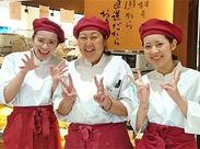 時給1000円・日祝は時給1100円からスタート! 社割で美味しいお肉を安く買うこともできます♪