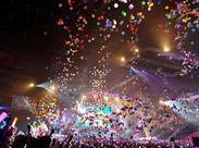 激短1日から勤務OK!日払い案件も多数あり!がっつり稼ぎたい方、コンサートやイベントが好きな方大歓迎です♪